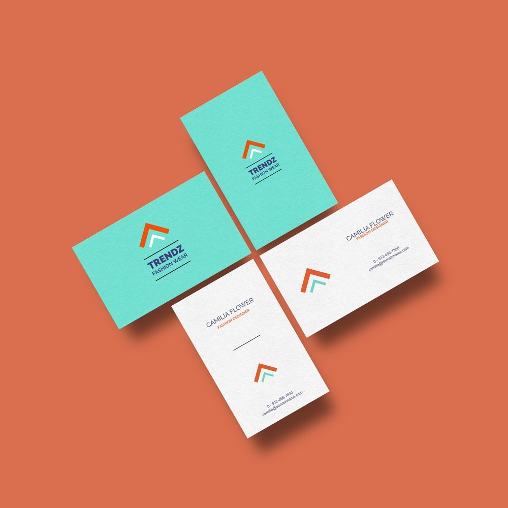Business cards, The Key of Getting Attention.
